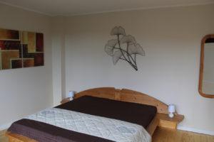 Ferienwohnung, Einzelbett, Doppelbett, Couch