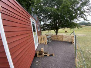Tiny House Outdoor Area